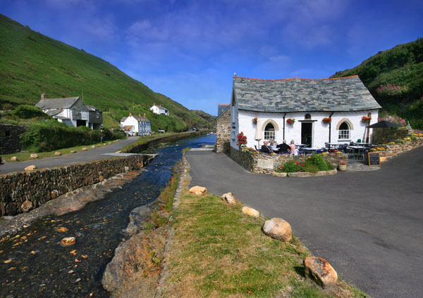 Beautifull Boscastle - Celtic Cornwall