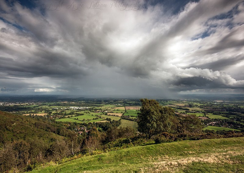 Worcestershire Cloudburst - England & The Shires