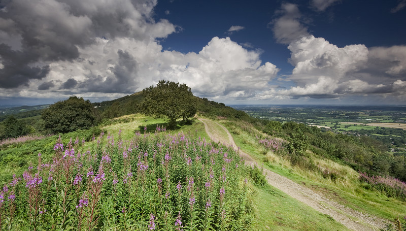 Elgar Country , Malvern Hills - England & The Shires