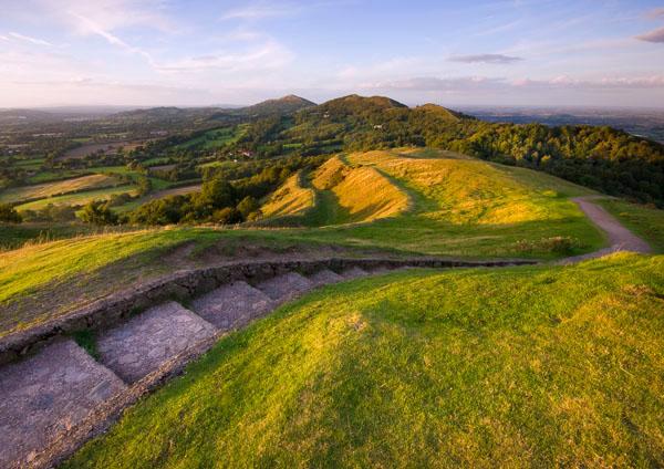 Ancient Pathways - The Malvern Hills