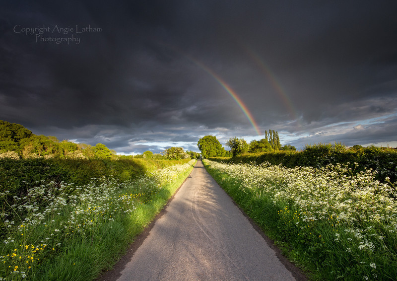 Cow Parsley & Rainbows 2 - England & The Shires