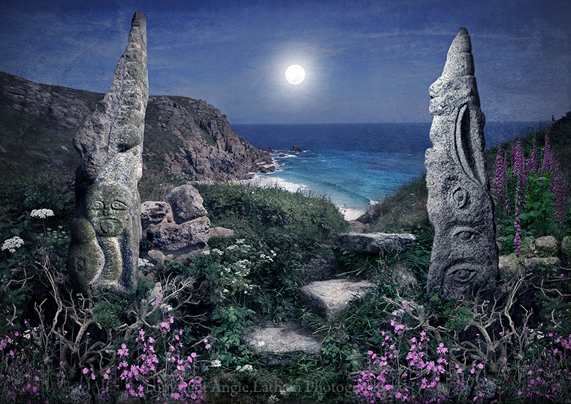Cornish Sea Magic - Mystery & Moonlight