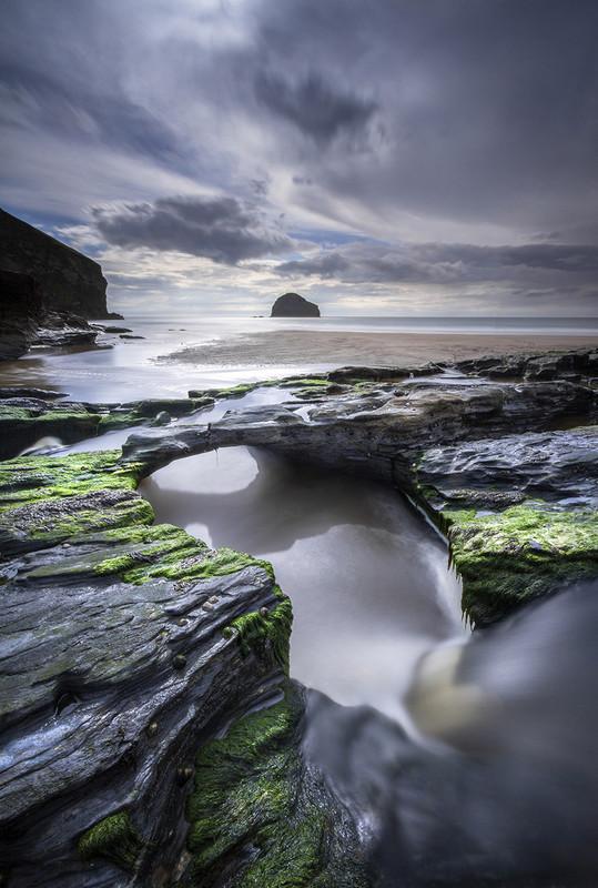 Trebarwith Strand - Celtic Cornwall