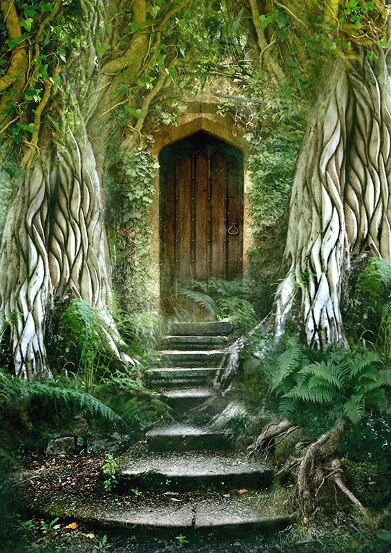 The Secret Door - Enchanted Places