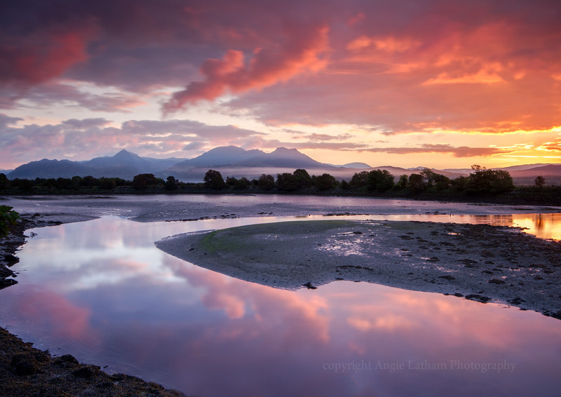 Snowdonia Dawn - Celtic Wales