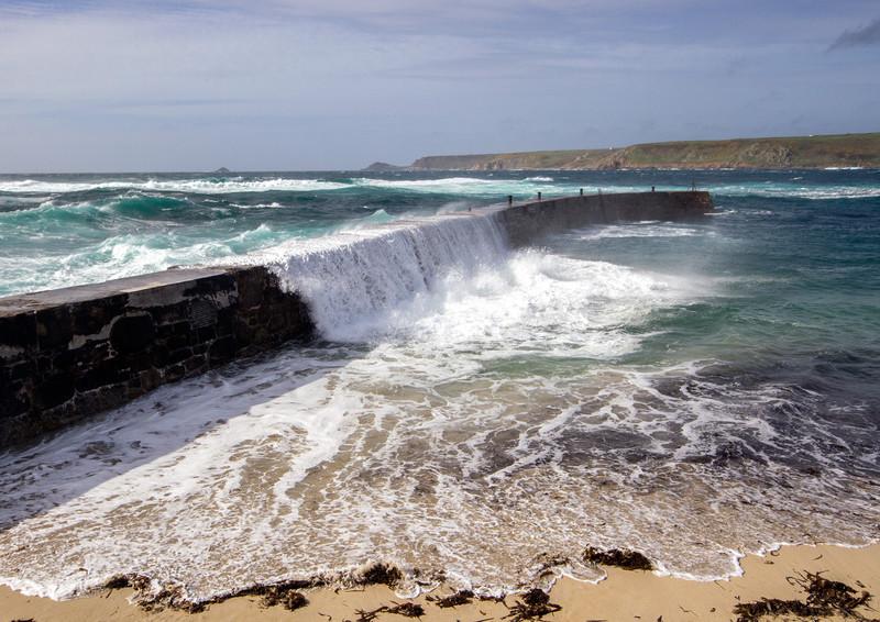 Sennen Surge - Celtic Cornwall