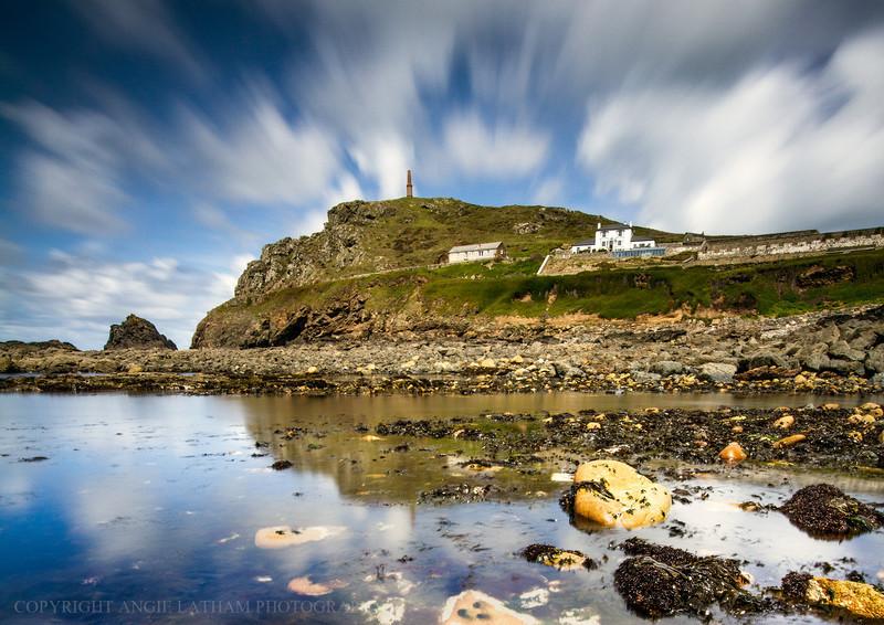 Cape Cornwall Summer - Celtic Cornwall