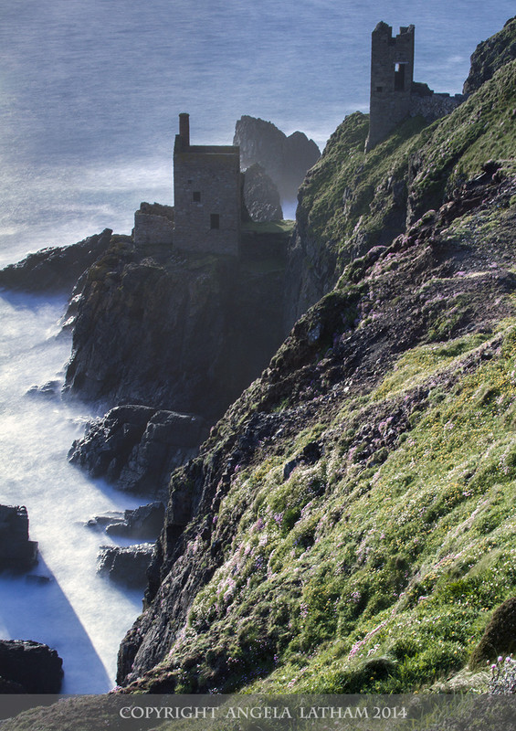 Botallack Tin Mines 1 - Celtic Cornwall