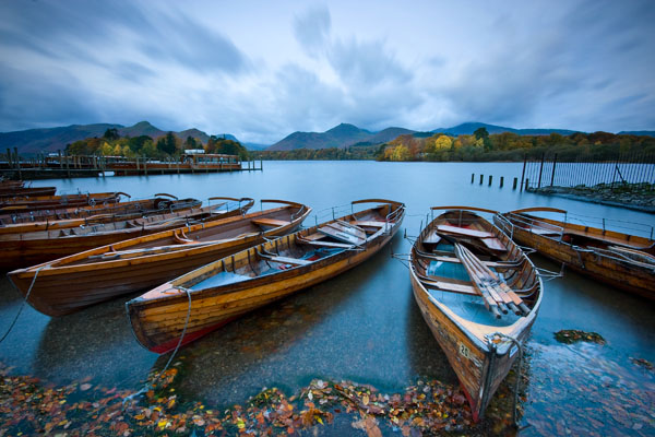 Derwent Water - England & The Shires