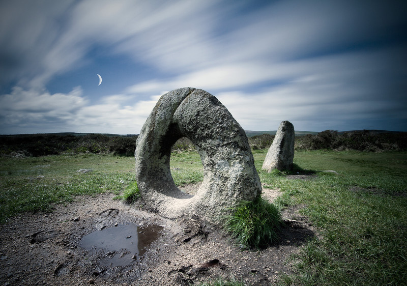 Men-an-Tol , Cornwall 2 - Ancient Sites
