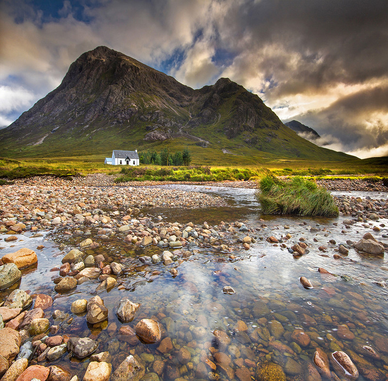PS011 Highland Hideaway - Scottish Landscapes