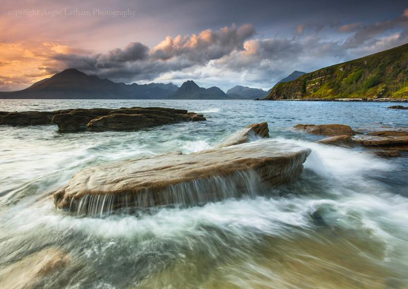Elgol Surge - Isle of Skye