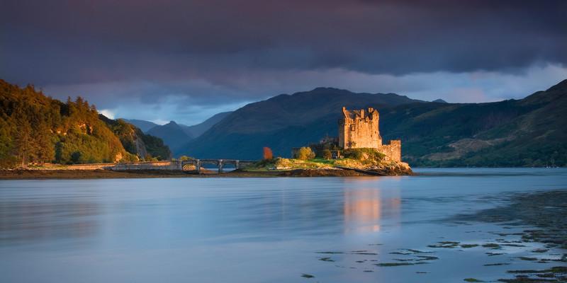 Eilean Donnan Castle Pastels 2 - Highlands of Scotland