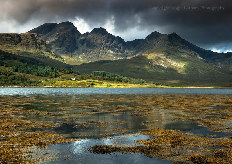 Black Cuillin Ridge - Isle of Skye