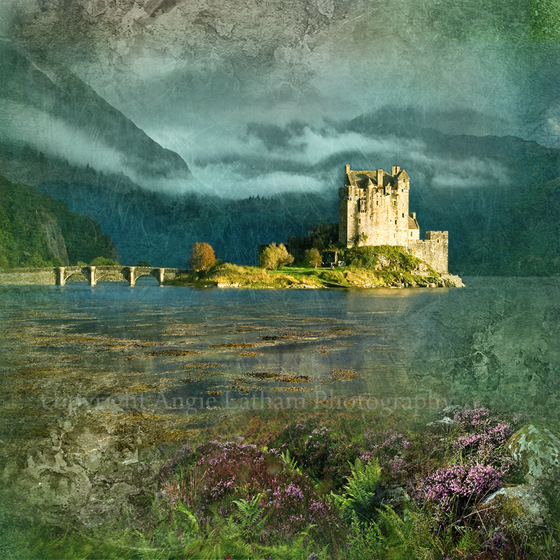 Highlander (Eilean Donan Castle) - Spirit of the Highlands