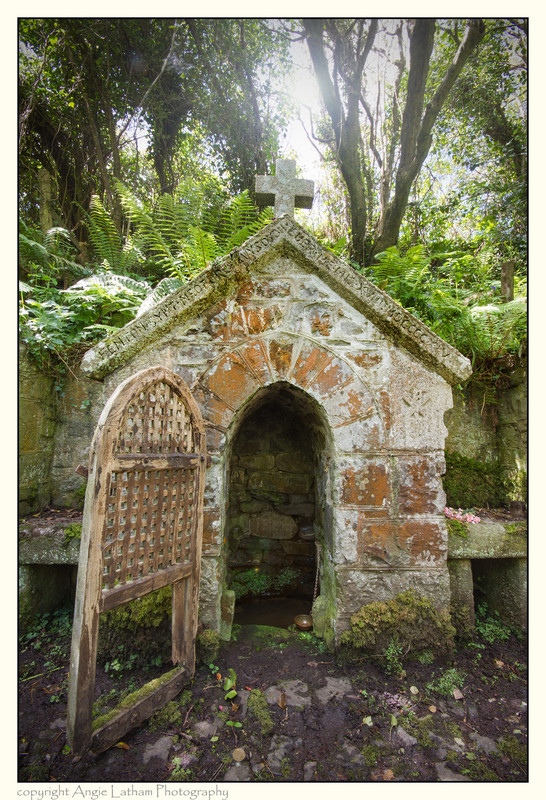 St. Neot's Well , Cornwall 2 - Holy Wells and Sacred Springs