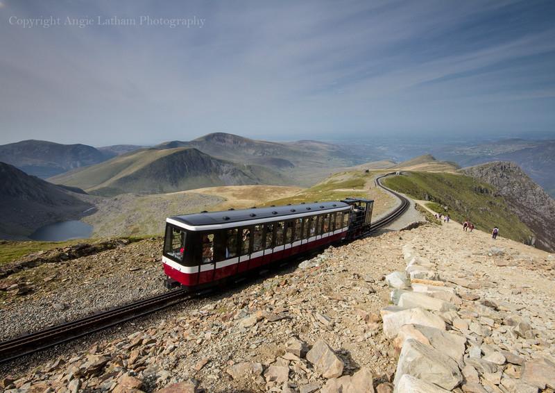 Snowdon Mountain Railway - Celtic Wales