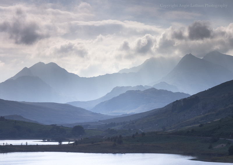 The Misty Mountains - Celtic Wales
