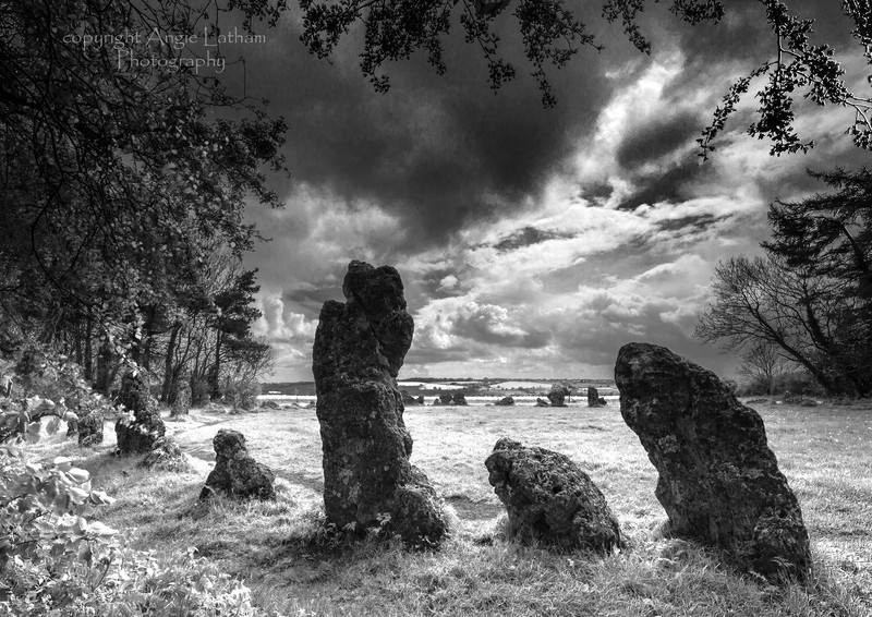 The Rollright Stones BW1 - Ancient Sites