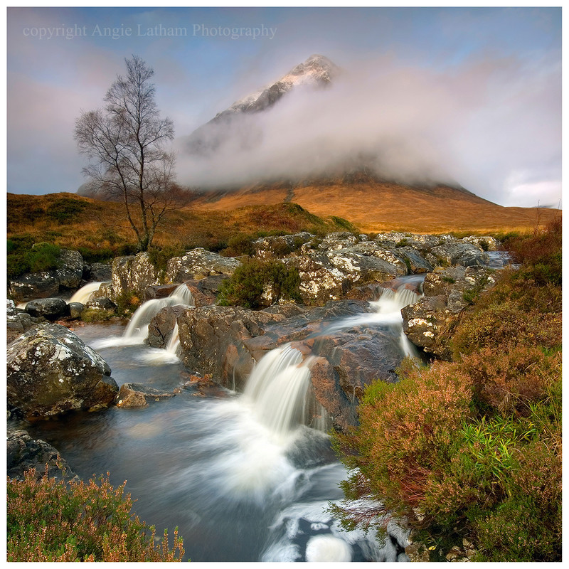 PS038 The Misty Mountain, Glencoe - Magical Britain