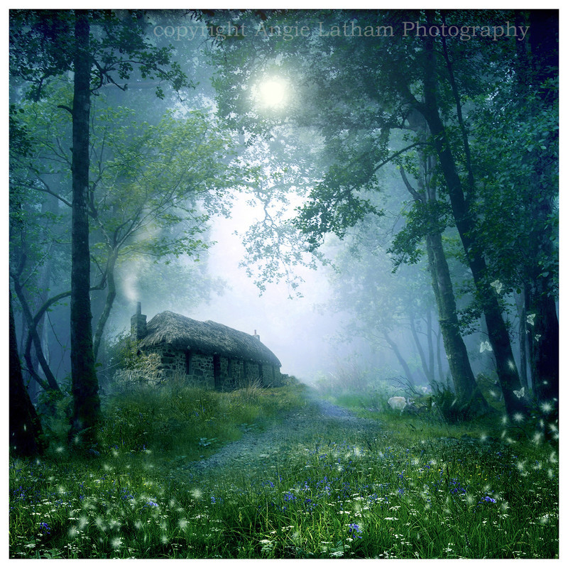 AS007 The Cottage in the Wood - Magic & Mystery