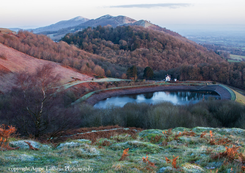 Winter Frosts - The Malvern Hills