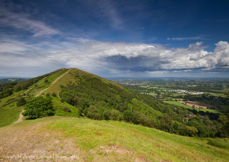 June afternoon - The Malvern Hills