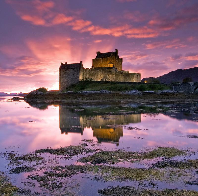 PS036 Highland Lightshow - Scottish Landscapes