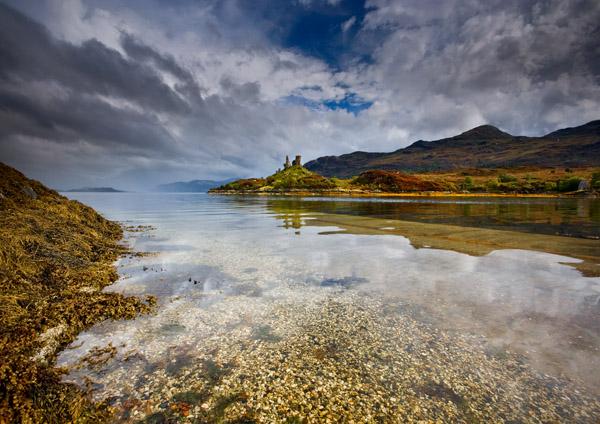 Castle Moil , Kyleakin - Isle of Skye