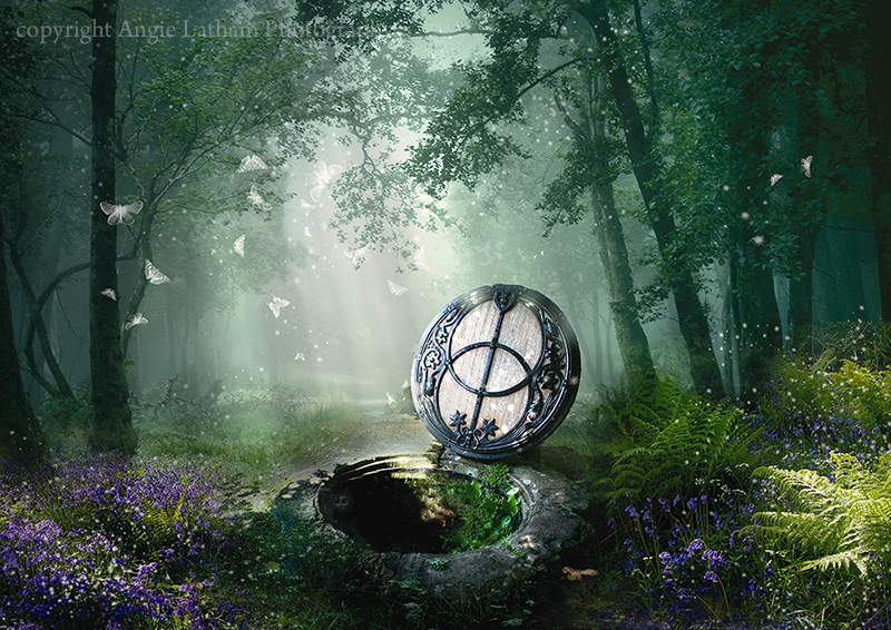 Chalice Well - Enchanted Places