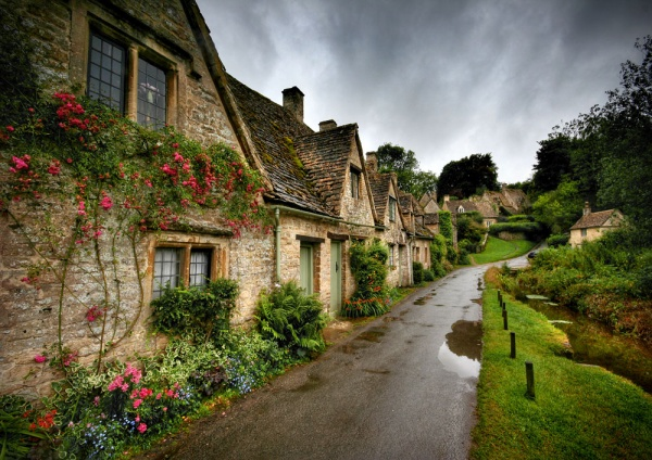 Arlington Row : Cotswolds - England & The Shires