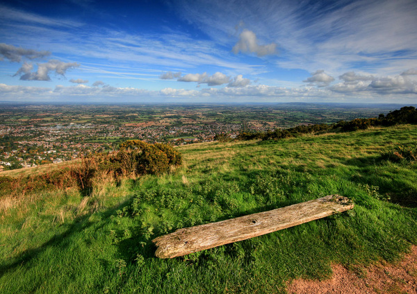 Worcestershire Vista - The Malvern Hills