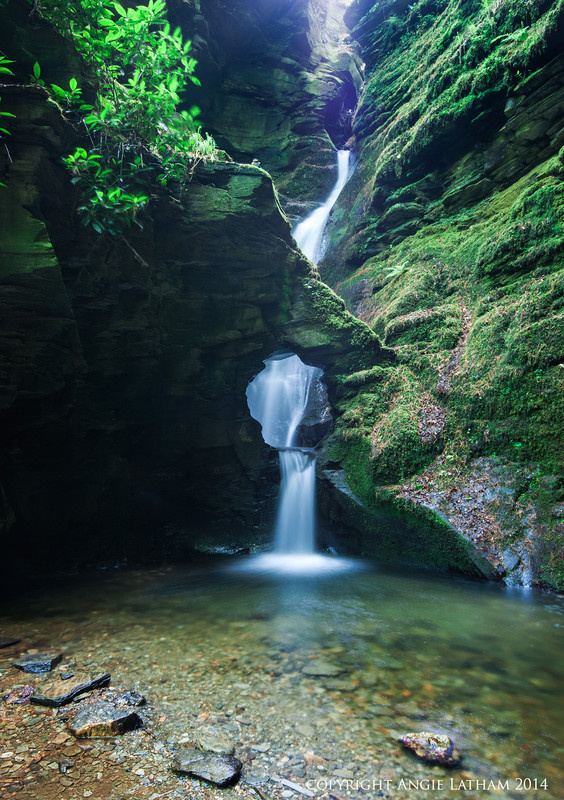St. Nectan's Glen, Cornwall - Ancient Sites