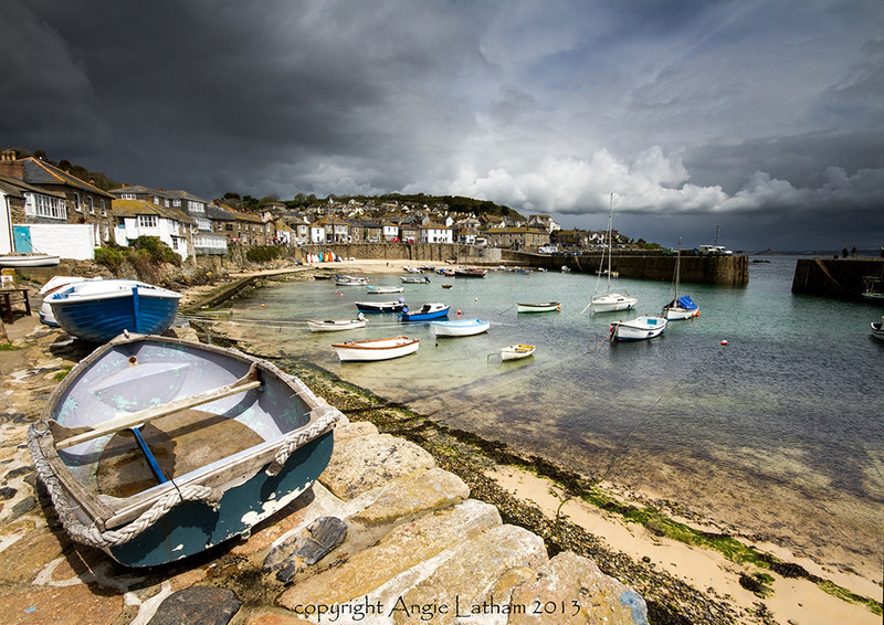 Mousehole Harbour - Celtic Cornwall