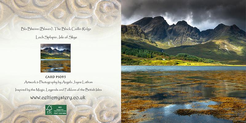 PS095 Bla Bheinn Blaven, Skye - Scottish Landscapes