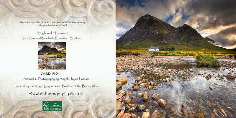 PS011 Highland Hideaway - Scottish Landscapes
