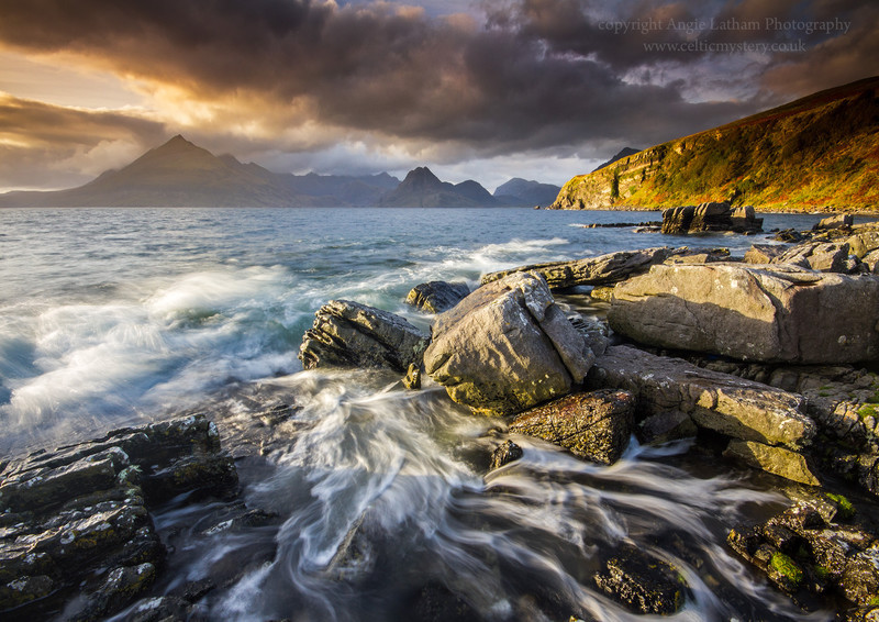 Elgol Tide & Time - Isle of Skye