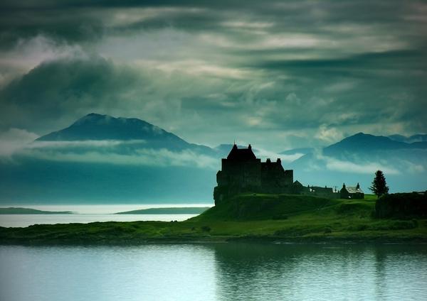 Mystic Castle - Highlands of Scotland