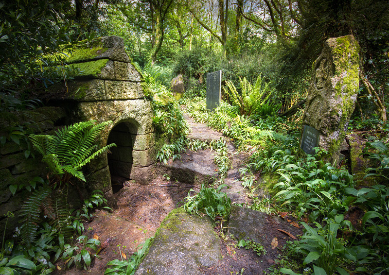 St.Keyne's Holy Well, Cornwall 2 - Holy Wells and Sacred Springs
