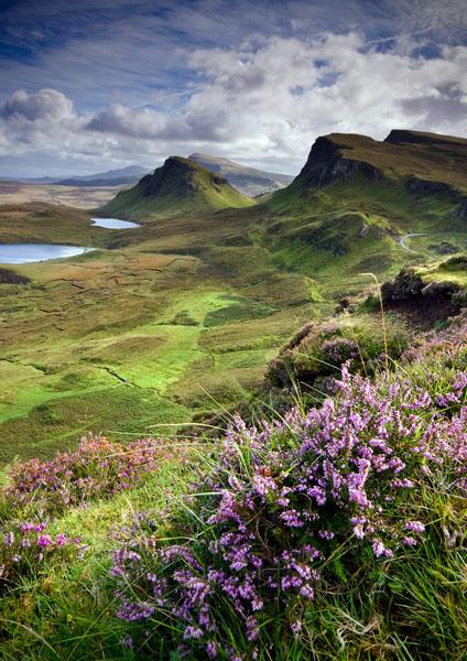 My Bonny Heather - Isle of Skye