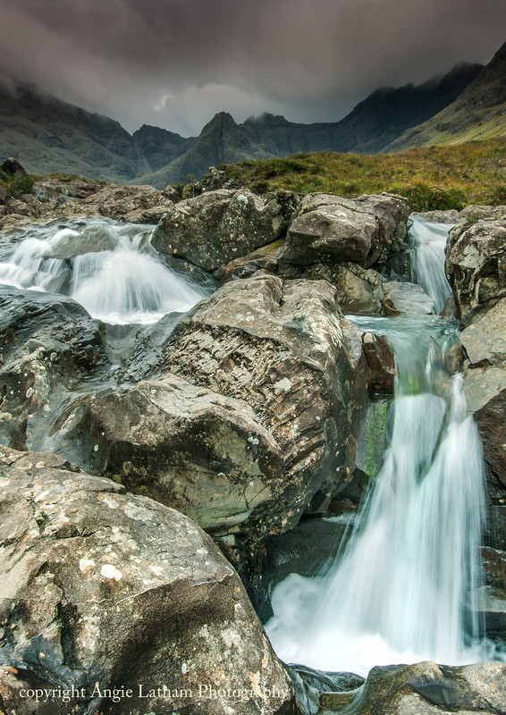 The Lower Fairy Pools - Isle of Skye