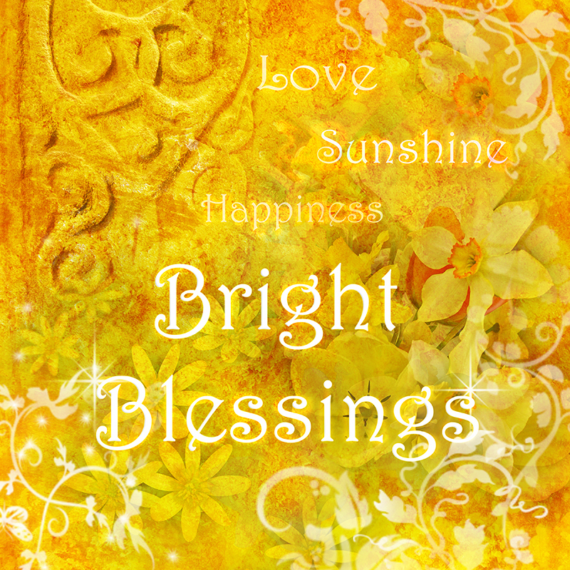 IS004 Bright Blessings - Inspirations Collection
