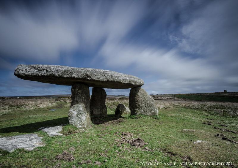 Lanyon Quiot - Celtic Cornwall