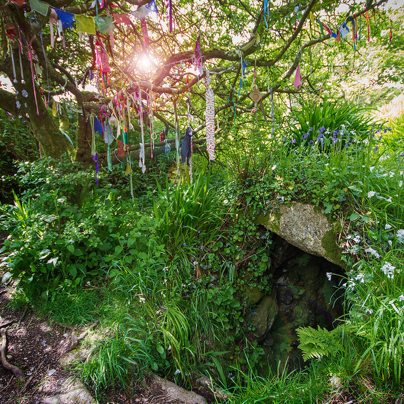 PS113 Holy Well, Sancreed, Cornwall - Magical Britain
