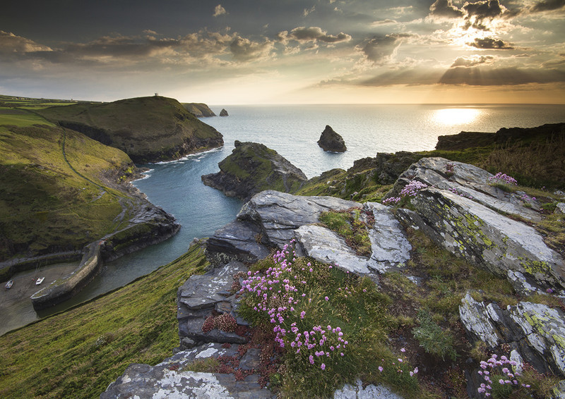 Boscastle Harbour 2 - Celtic Cornwall