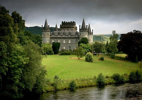 Inveraray Castle - Highlands of Scotland