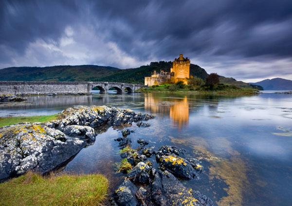 Eilean Donan Twilight - Highlands of Scotland