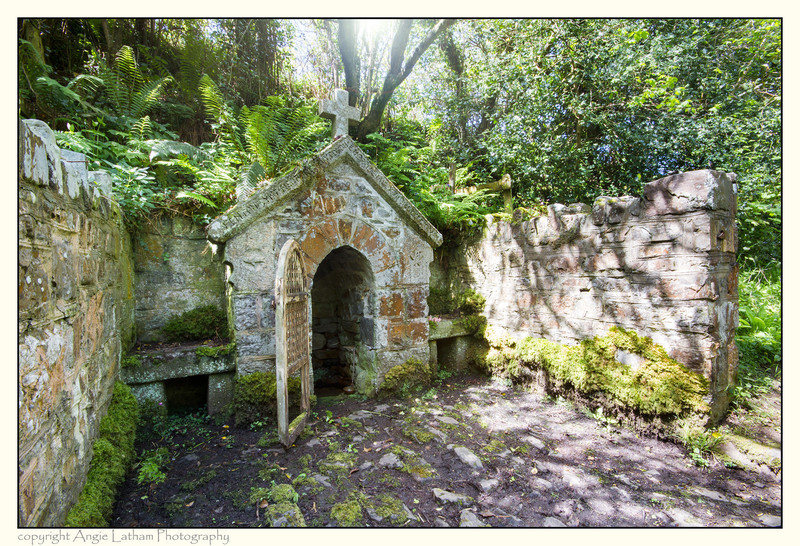 St Neot's Well, Cornwall - Holy Wells and Sacred Springs