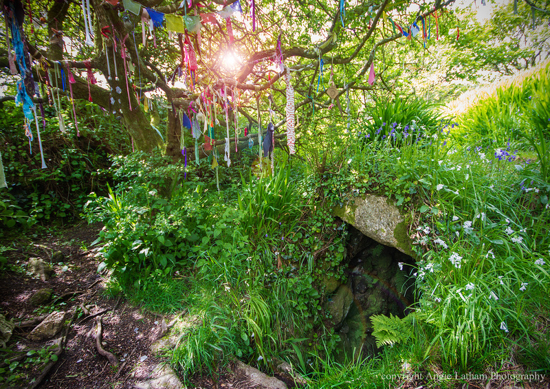 Sancreed Holy Well, Cornwall - Ancient Sites
