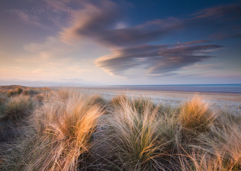 Black Rock Sands Pastels - Celtic Wales
